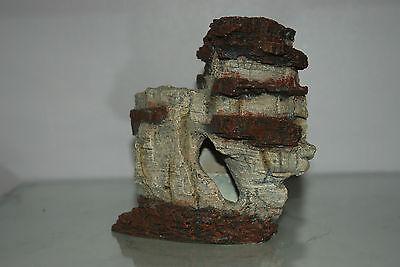 Aquarium Medium Arizona Rock Ornament 13.5 x 8 x 16 cms Suitable For All Tanks 3