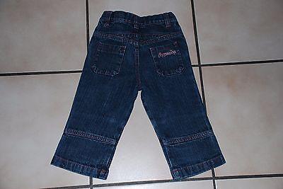 """Pantalon Jeans""""Peper Boy"""" bleu moyen Taille 86cm ou 12/18 mois comme NEUF!"""