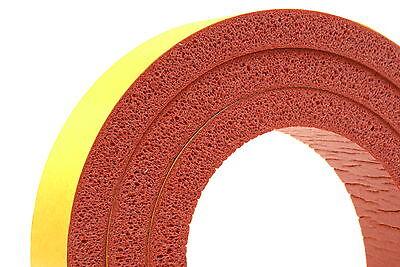 SILICONE RUBBER SPONGE - High Temperature Material 4