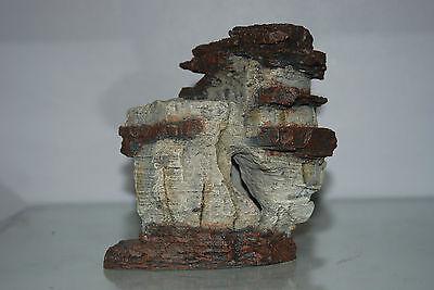 Aquarium Medium Arizona Rock Ornament 13.5 x 8 x 16 cms Suitable For All Tanks 2