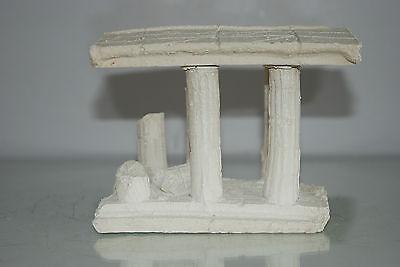 Aquarium Medium Greek Temple Ruin With Columns Decoration 16 x 12 x 12 cms 6