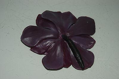 Aquarium or Vivarium Fish Reptiles Medium Sized Purple Lily Pads x 2 4