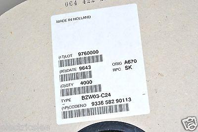 24V Rectifiers 1W Axial Zener Diode 10pcs PHILIPS BZV85-C24