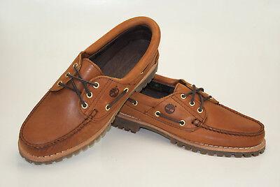 TIMBERLAND HERITAGE NOREEN 3 Eye Boat Shoes Mokassins Damen
