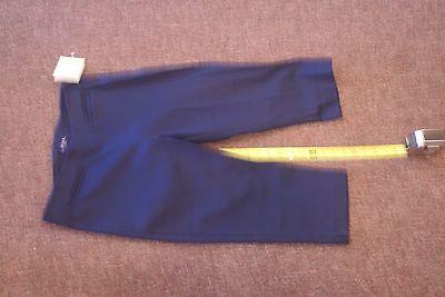 Guess navy blue cotton blend capris inseam 16 juniors size 3 2