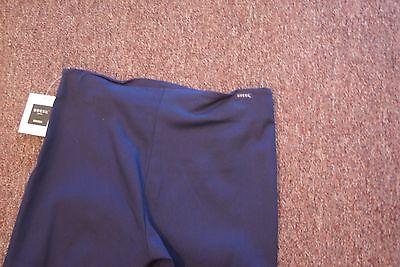 Guess navy blue cotton blend capris inseam 16 juniors size 3 6