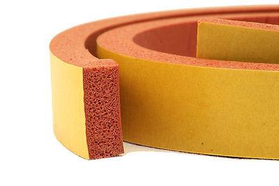 SILICONE RUBBER SPONGE - High Temperature Material 5