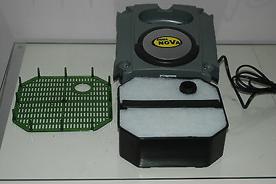 Aquarium External Filter 2000 Lts Per Hour With Washable Filters Complete System 4