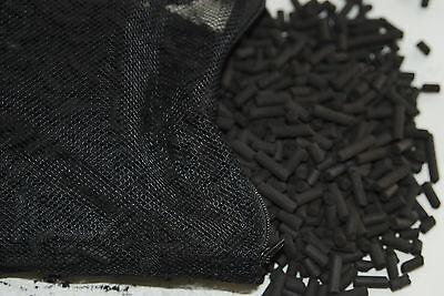 Aquarium Active Carbon Filter Media 0.5 kg Pack Suitable for all Aquarium use 3