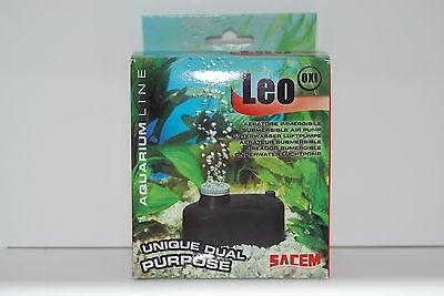 Aquarium Air Pump Leo 200 100 Lts per hr Suitable For All Aquariums 4