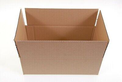 "Faltkarton Paket 20 Stück 300x150x150 mm /""B/"" 380g//m2 Versandkartons"