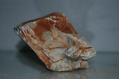 Natural Aquarium Multi Layered Rock x 2 Approx Size 20x6x10 & 14x12x9 cms R4D 2