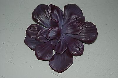 Aquarium or Vivarium Fish Reptiles Medium Sized Purple Lily Pads x 2 2