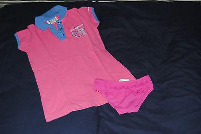 lotto abbigliamento bambina 9/12 mesi BENETTON BRUMS MAGNOLIA... 2