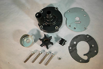 New OEM Johnson Evinrude Outboard Water Pump Kit 389133 50-55hp BRP//OMC