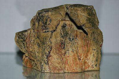 Medium Aquarium Cave Rock Decoration Realistic Design 18 x 12 x 12 cms 5