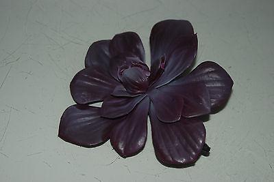 Aquarium or Vivarium Fish Reptiles Medium Sized Purple Lily Pads x 2 3