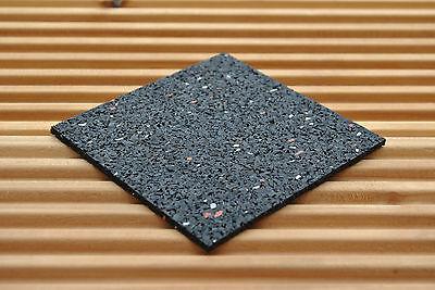 100 Stück Terrassenpad Terrassenpads Terrassenunterlage Gummigranulat