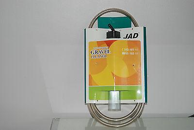 Aquarium Gravel Filter Cleaning System suitable For all Aquariums 10 inches 2
