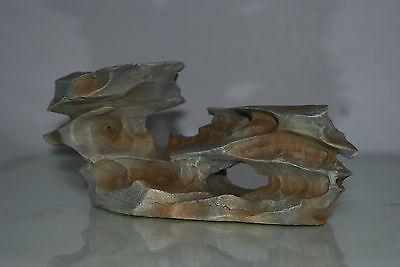 Aquarium Wind Swept Rock Ornament  23 x 12 x 9 cms 3