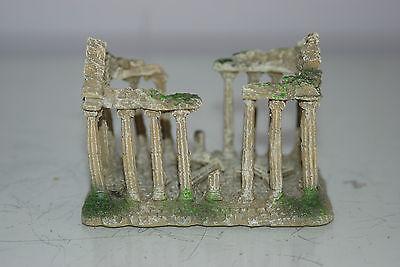 Small Old Roman Temple Greek Ruin Columns Decoration 9.5 x 6 x 6.5 cms 2