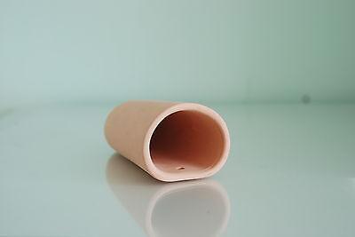 Aquarium Ceramic Breeder Catfish Tube Medium 12 cms Long 5 cms High 2