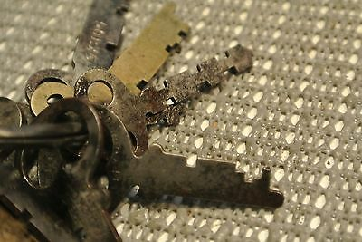 Lot of Old Keys Eagle, National and others 5