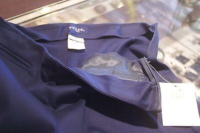 Guess navy blue cotton blend capris inseam 16 juniors size 3 8