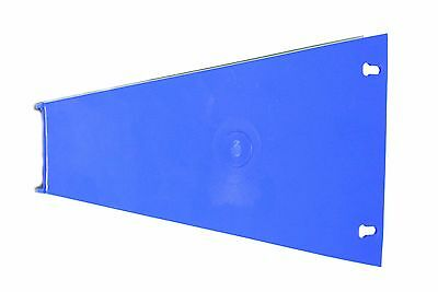 8fe7feabfc18 BLUE JSP MANUFACTURING 16-Tool Standard Wrench Organizer Holder Tool Box  Wall