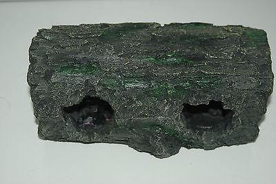 Detailed Large Aquarium Cichlid Hollow Root Log Decoration 28 x 14 x 13 cms 6