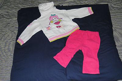 lotto abbigliamento bambina 9/12 mesi BENETTON BRUMS MAGNOLIA... 10