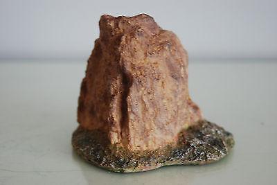 Detailed Vivarium Landscape Rock Suitable For All Vivariums 11 x 9  x 9 cms 6