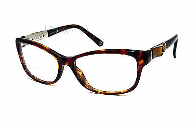 835202ecbc2 GUCCI GG 3673 WR9 Havana 53 15 130 Eyeglasses Rx Made in Italy - New ...