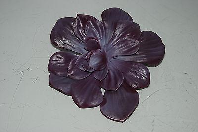 Aquarium or Vivarium Fish Reptiles Medium Sized Purple Lily Pads x 2 6