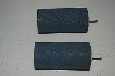 Aquarium Or Garden Pond Airstones 10 cms cylinder Style Airstones x 2 2