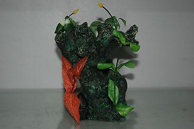 Medium Root & Plants Aquarium Decoration Suitable For Aquariums 18x11x18 cms 3
