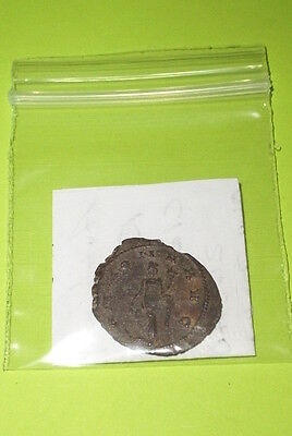 CHOICE Ancient ROMAN COIN goddess CLAUDIUS II GOTHICUS wheat harvest VF boat old 4