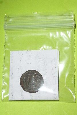 RARE Ancient ROMAN COIN eagle DIADUMENIAN 217 AD-218 AD Marcianopolis Moesia old 4