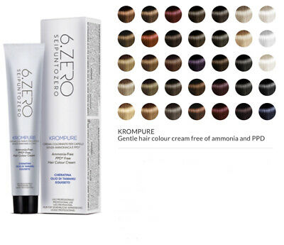 Professional Permanent Hair Colour Cream Dye 100Ml. Over 91 Shades Available 7