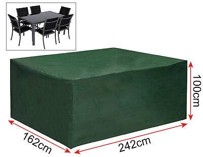 Garten Schutzhülle Möbel Schutzplane Abdeckung Haube Sitzgruppe Sonneninsel #506 8