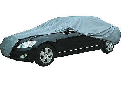 Mercedes S-Class W220 98-05 Heavy Duty Fully Waterproof Car Cover Cotton Lined 2