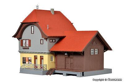 Kibri 39490 H0 Bahnhof Häusernmoos im Emmental inkl Bausatz Neuware Hausbel