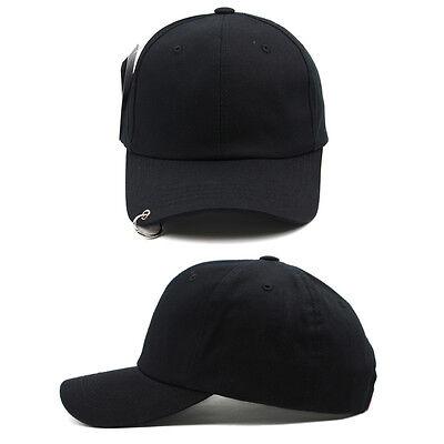 3babdb63f34 ... Unisex Mens Womens Teamlife 1 Ring Casual Baseball Cap Adjustable  Trucker Hats 5