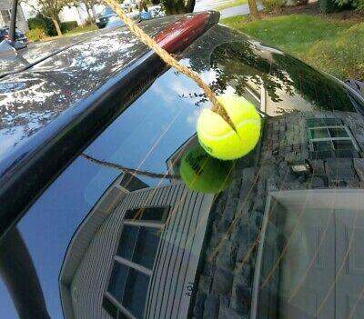 5 Dead Used Tennis Balls Dog Toys Fetch Catch Walkers Garage Corner Safety 7
