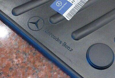 Original Fussmatten Gummi Mercedes GLK Klasse X204 Gummimatten schwarz 2008-2016