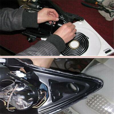 13FT Butyl Rubber Glue Headlight Sealant Rope Retrofit Reseal Door Windshield 7