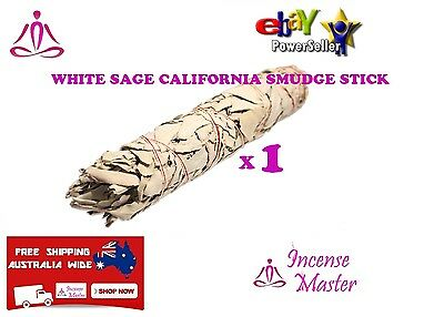 White Sage California Smudge Stick EXTRA LARGE 22-25cm Smudging incense_master 2