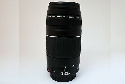 CANON EOS 500D SLR camera + EF-S 18-55mm f/3,5-5,6 II + EF 75-300mm f/4-5,6 III 4