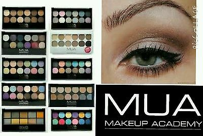 Mua Make Up Academy Eye Shadow Palette 12 Shades ****new**** 3
