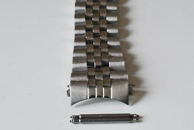 18mm 20mm OR 22mm FOR JUBILEE LINK STYLE CURVED END ENDS WATCH BRACELET QUALITY 5